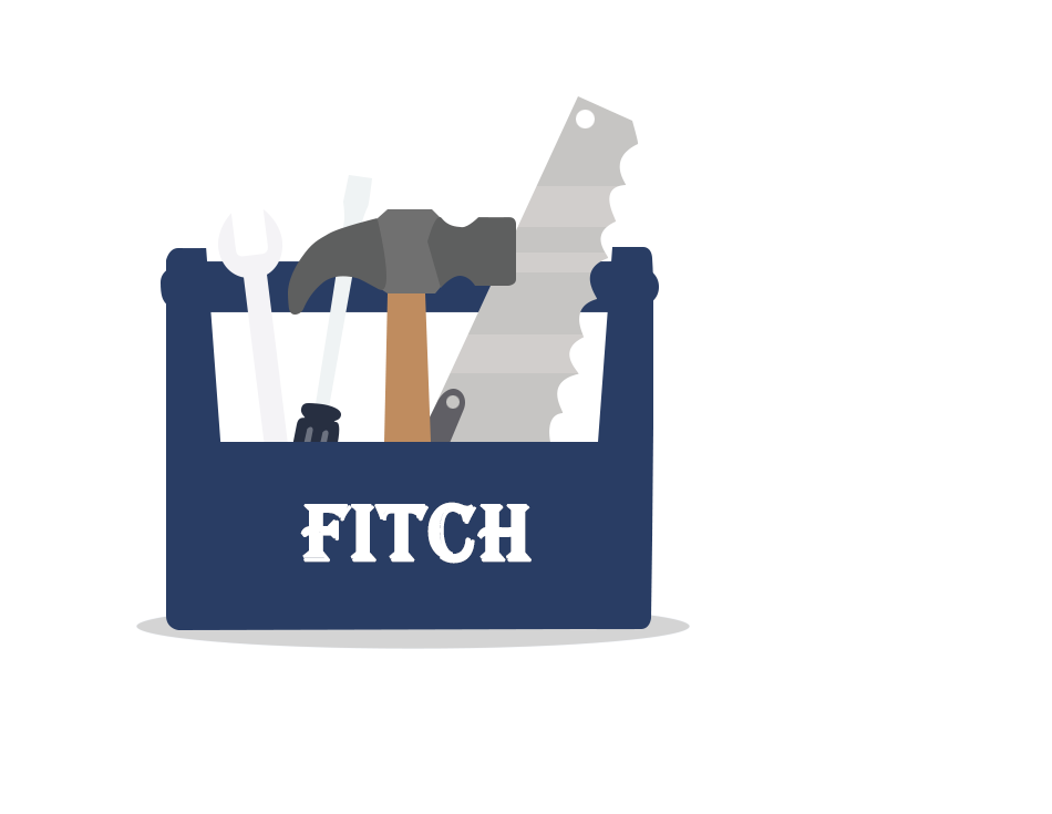 toolbox van studiekeuzetest Fitch