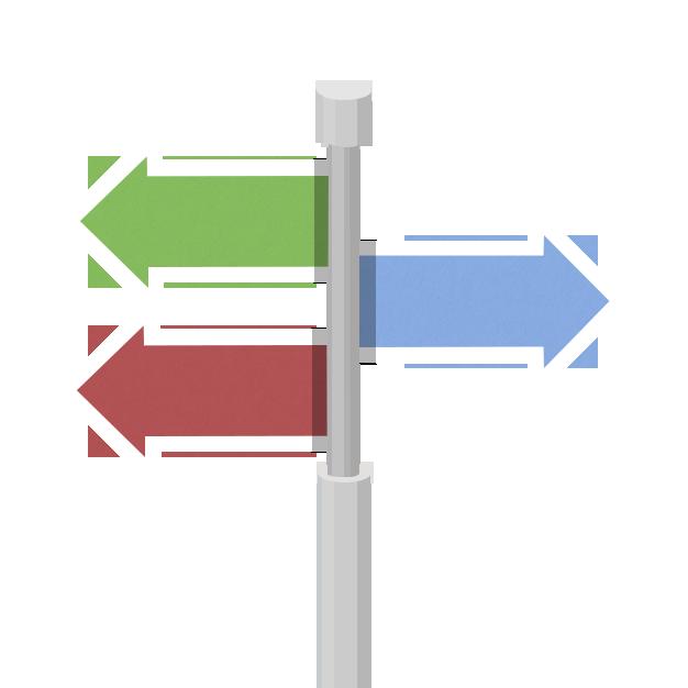 keuzesprong studie kiezen welke kant kiezen